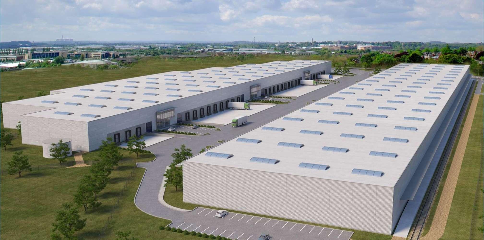 Industrial and logistics Pardubice - rosice,  - Panattoni Park Pardubice - 23
