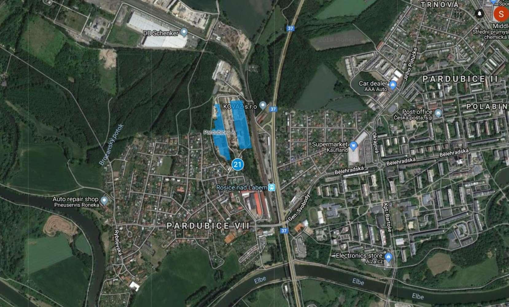 Industrial and logistics Pardubice - rosice,  - Panattoni Park Pardubice - 7