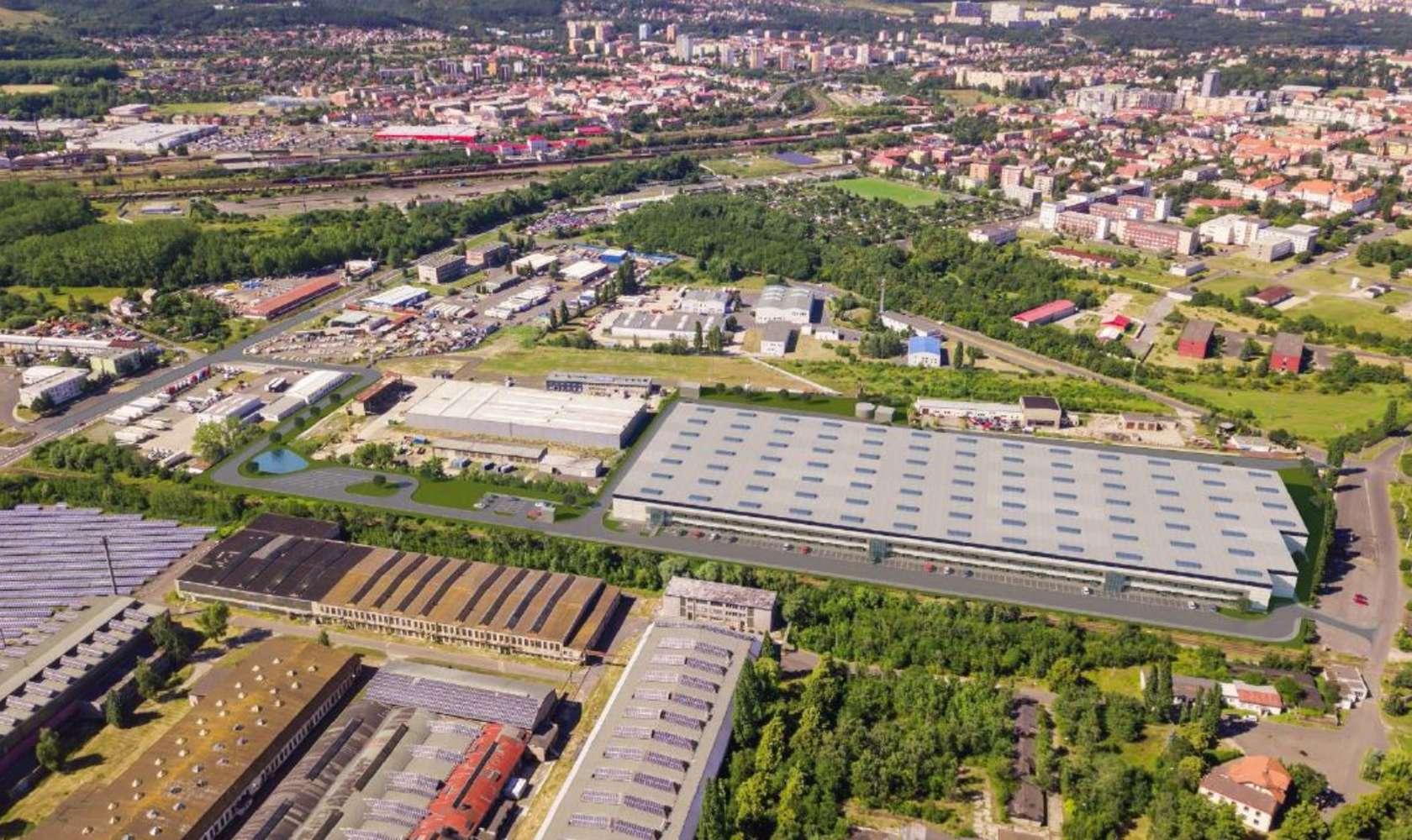 Industrial and logistics Chomutov,  - Panattoni Park Chomutov City