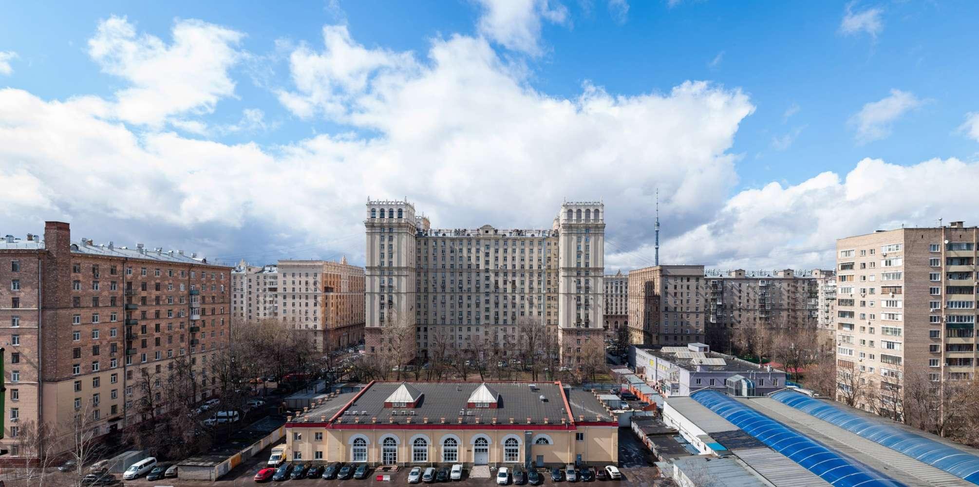 Офисная недвижимость Москва,  - Чайка Плаза I - 3