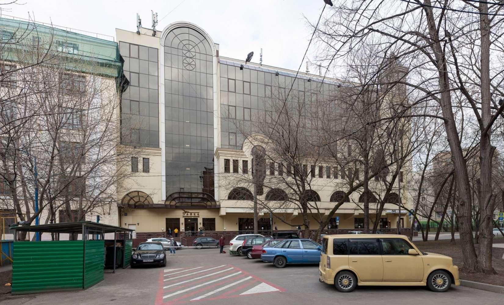 Офисная недвижимость Москва,  - Чайка Плаза II