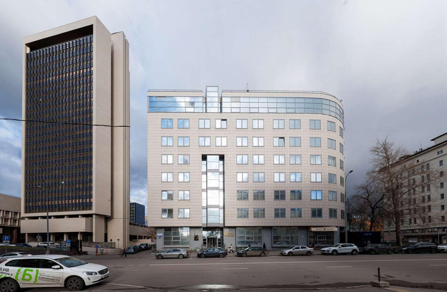 Офисная недвижимость Москва,  - Чайка Плаза IV - 1
