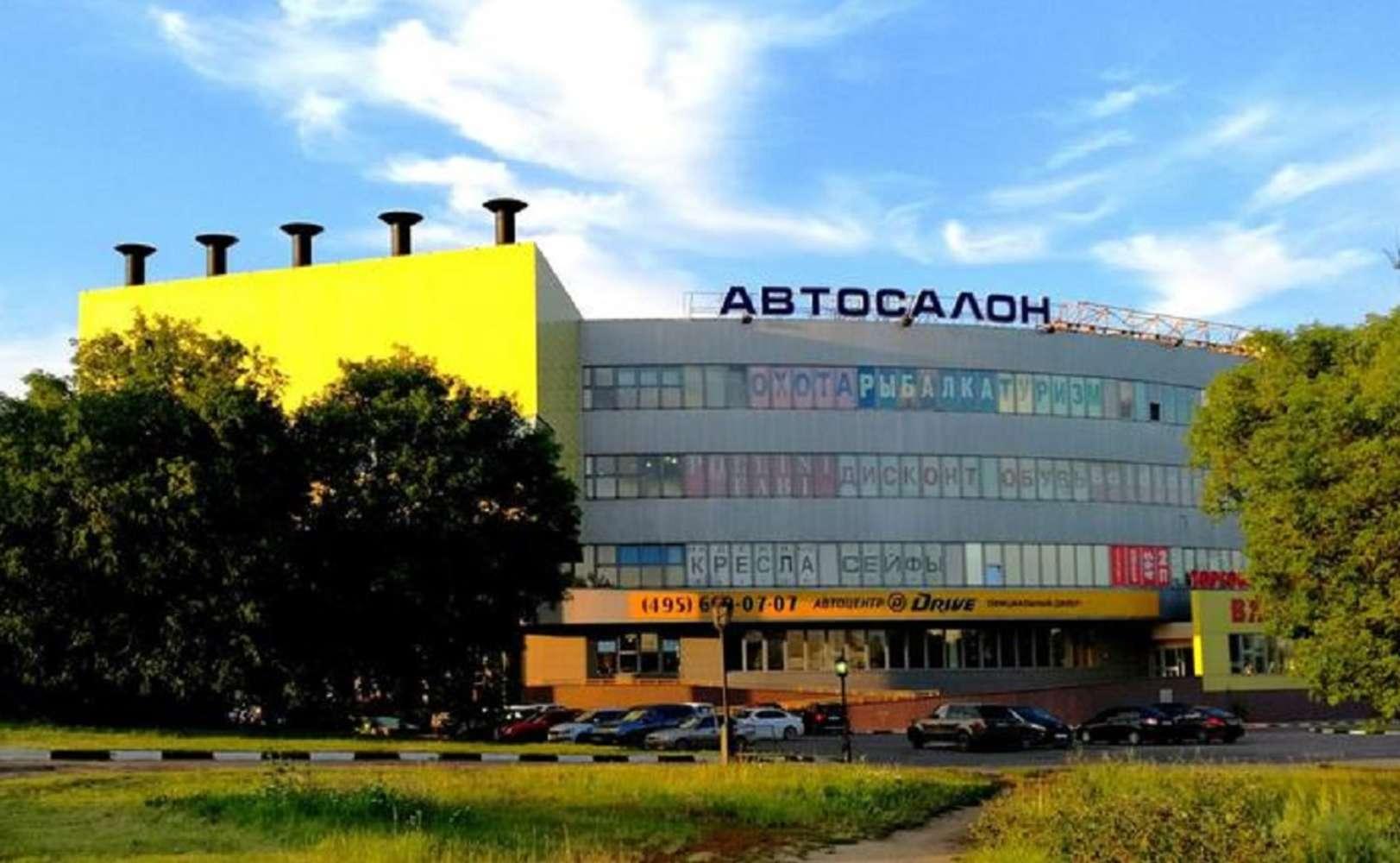 Офисная недвижимость Москва,  - Гвоздь I