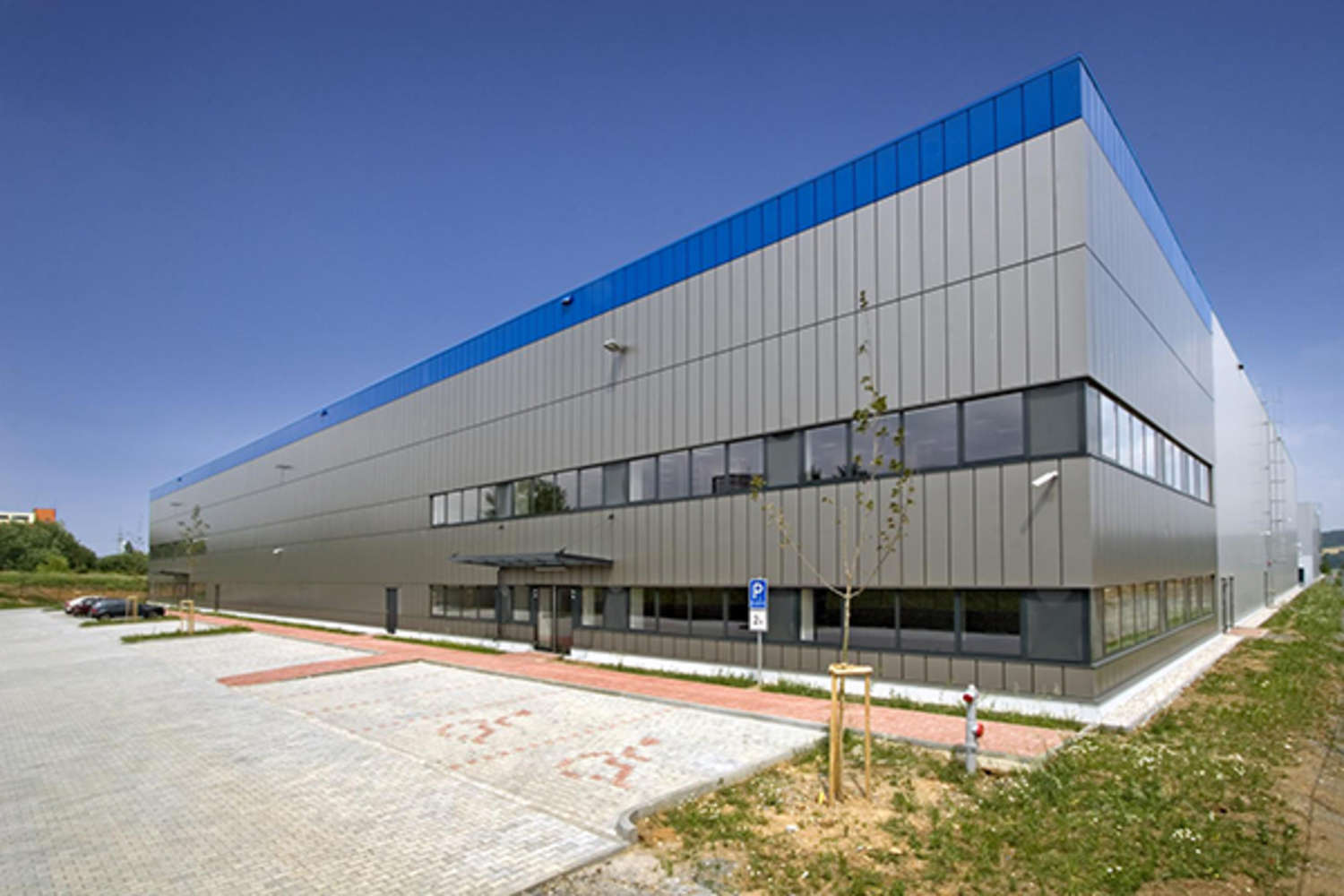 Industrial and logistics Vejprnice, 330 27 - Business Park Plzeň Vejprnice