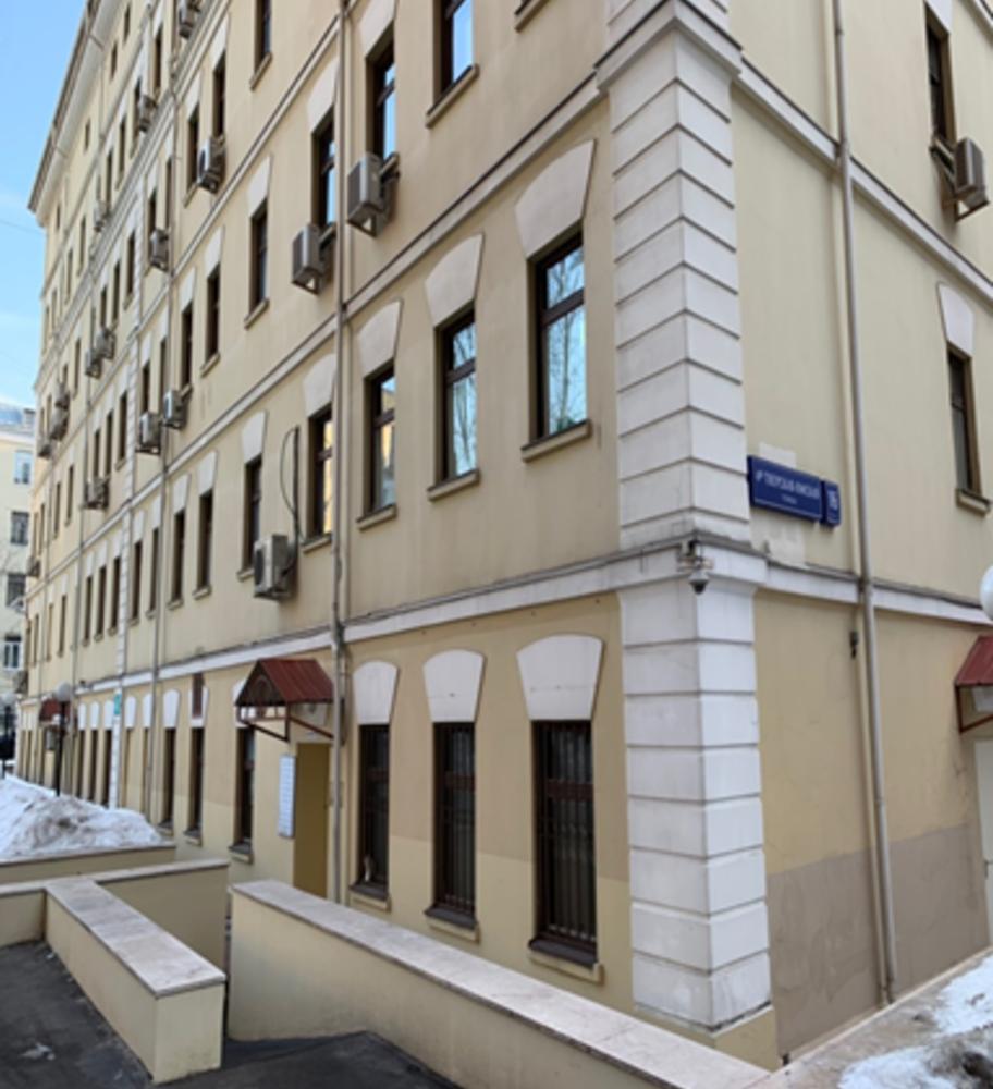 Офисная недвижимость Москва,  - 4-я Тверская-Ямская ул. 16 стр. 3 - 8