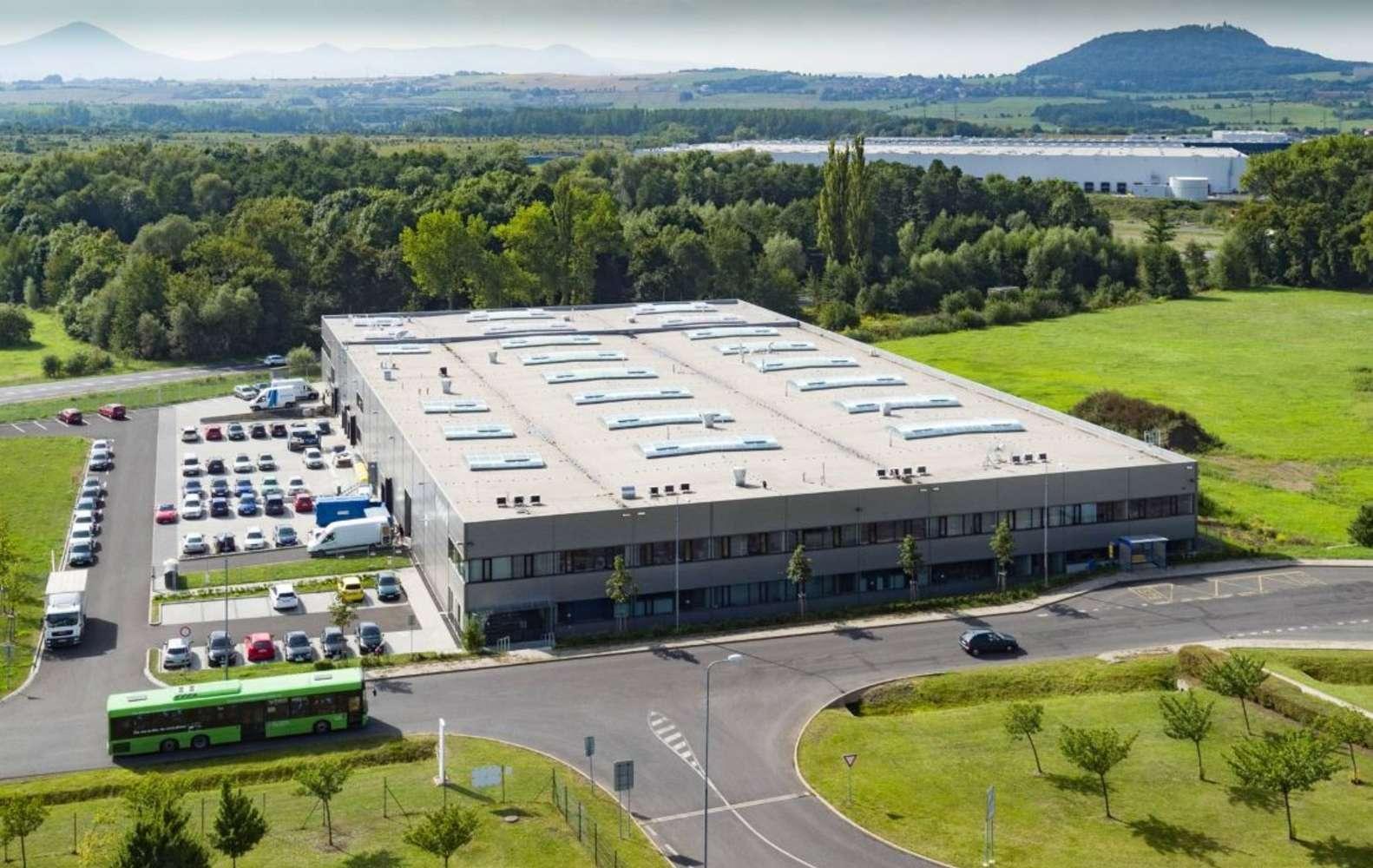 Industrial and logistics Teplice,  - CTPark Teplice II