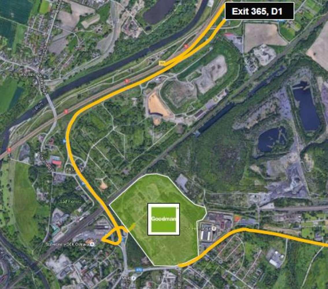 Industrial and logistics Hrusov,  - Goodman Multi Park Ostrava