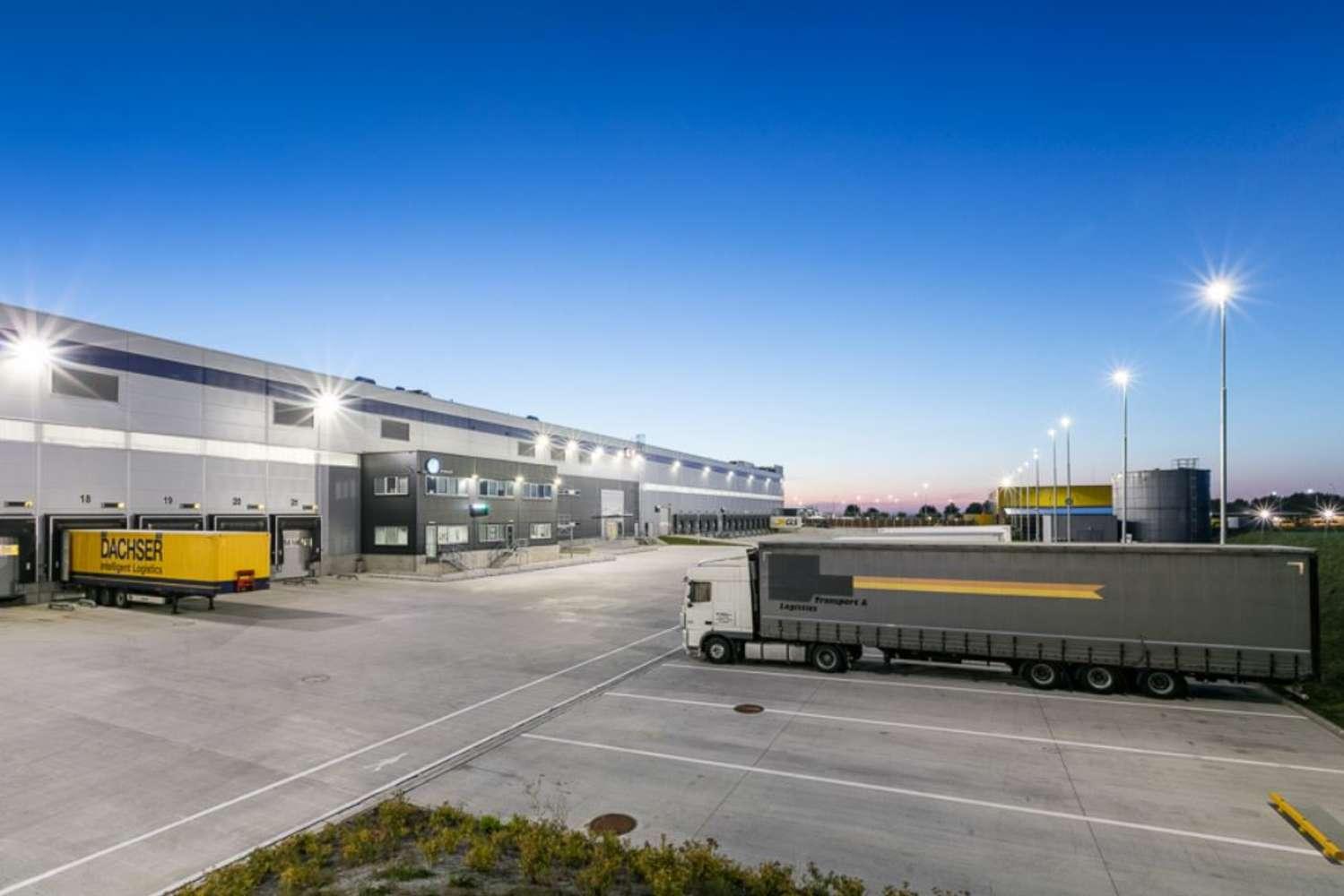 Industrial and logistics Zdiby, 250 66 - P3 Prague D8
