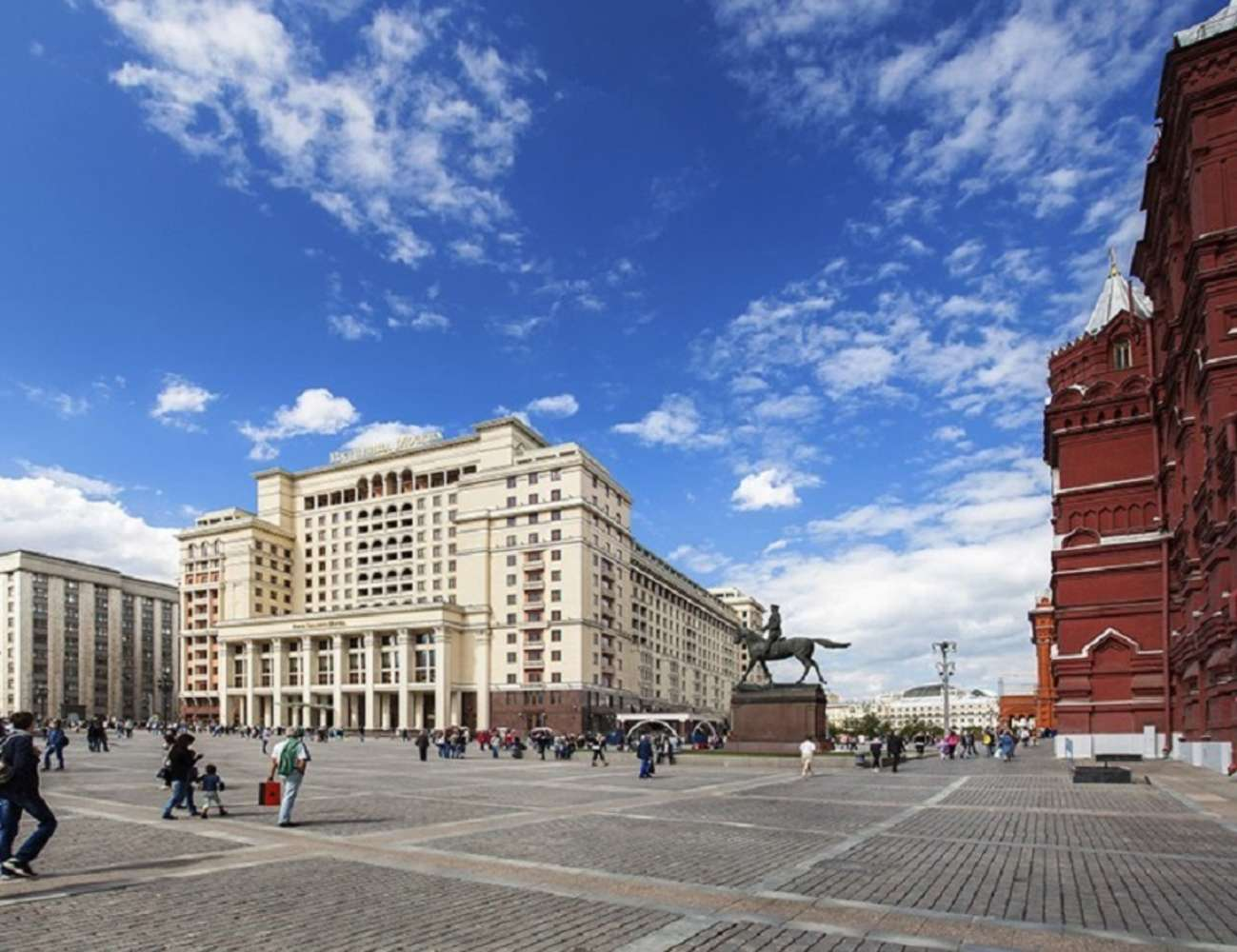 Гибкие пространства Москва,  - Meeting Point Moscow