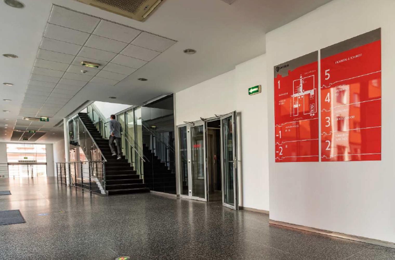 Kanceláře Plzeň, 301 00 - Avalon Business Center - 24
