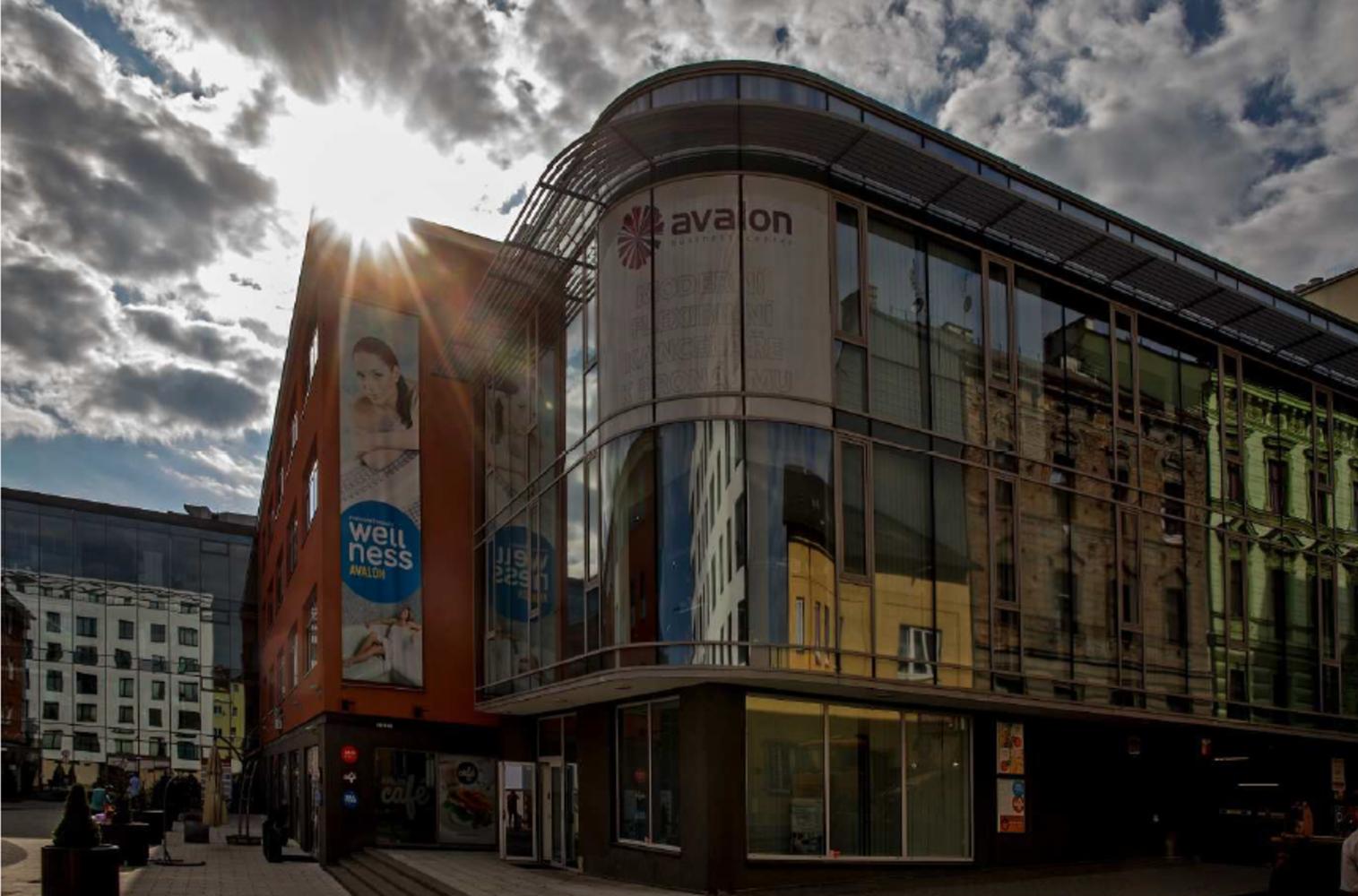Kanceláře Plzeň, 301 00 - Avalon Business Center - 2