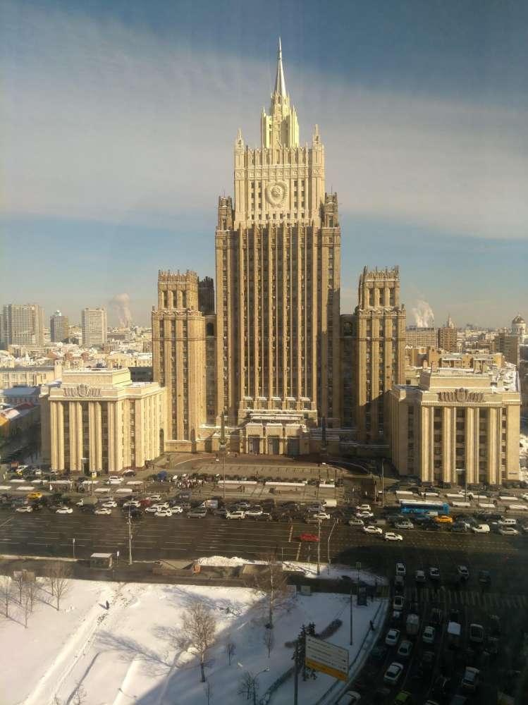 Гибкие пространства Москва,  - Union Place Смоленская-Сенная