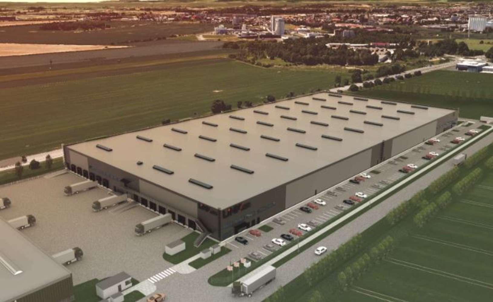 Průmyslové nemovitosti Bystrovany,  - Link Olomouc Bystrovany - 0
