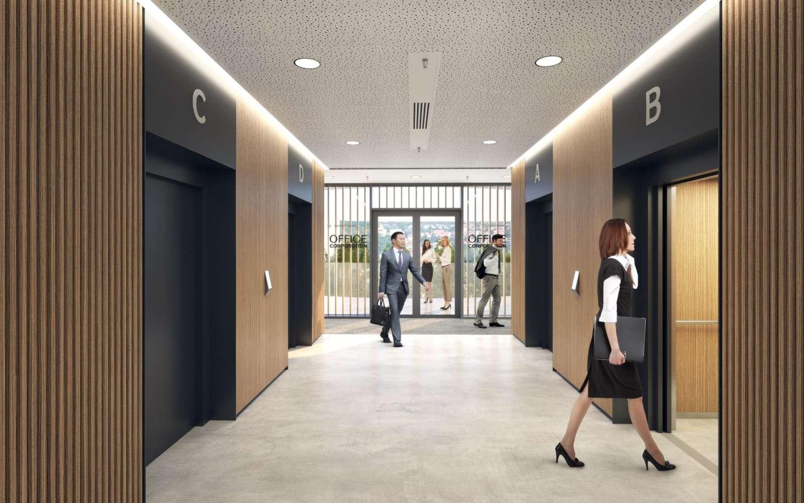 Offices Prague, 150 00 - Kotelna Park - Phase II