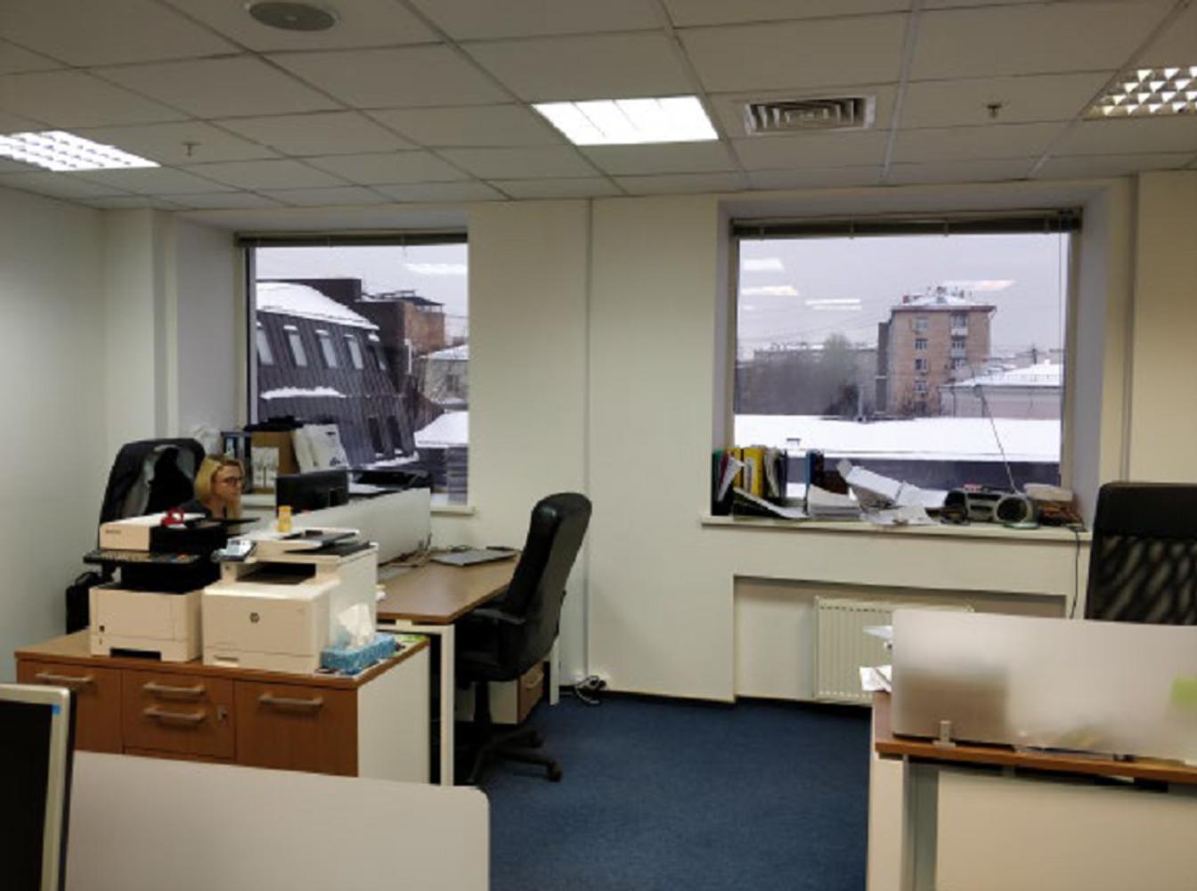 Офисная недвижимость Москва,  - Бригантина Холл - 9