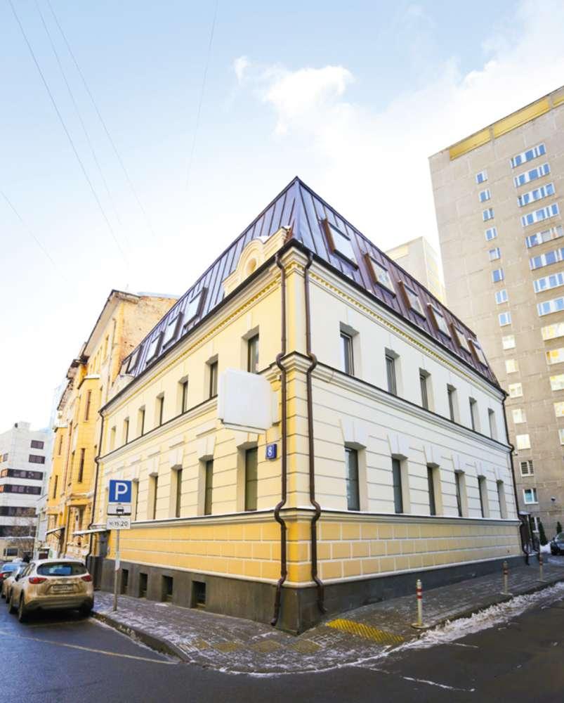 Офисная недвижимость Москва,  - Докучаев пер. 8