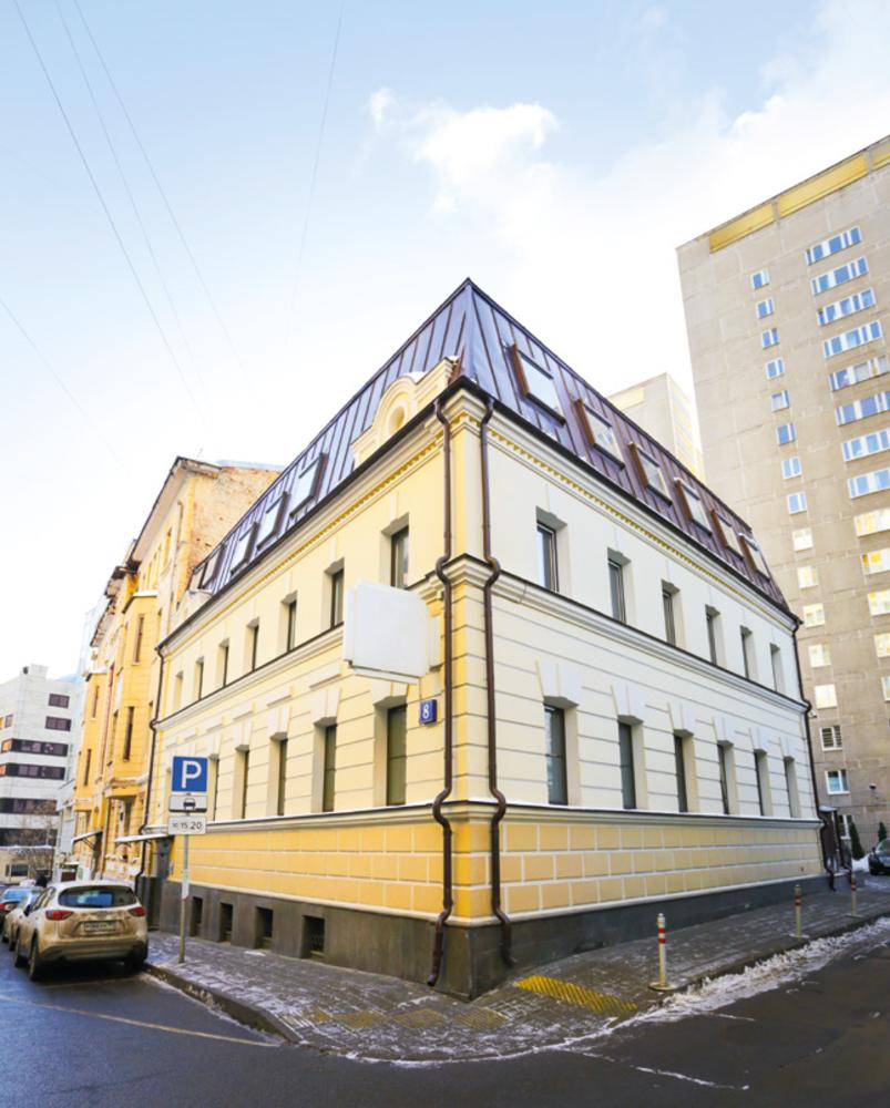 Офисная недвижимость Москва,  - Докучаев пер. 8 - 7