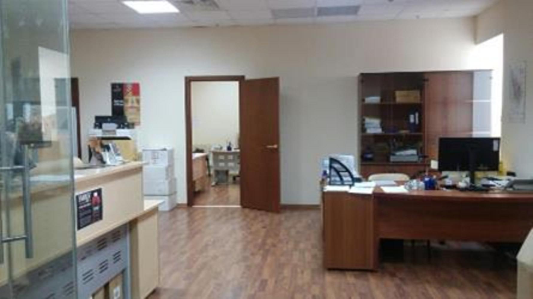 Офисная недвижимость Москва,  - Полларс, Здание Б - 9