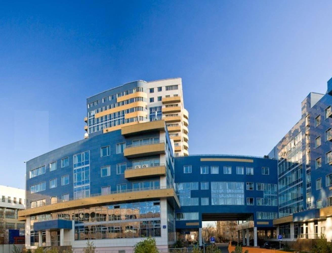 Офисная недвижимость Москва,  - Полларс, Здание Б - 0