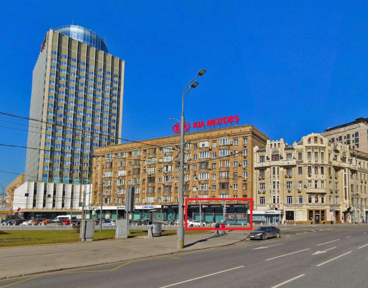 Офисная недвижимость Москва,  - Смоленская ул. 6