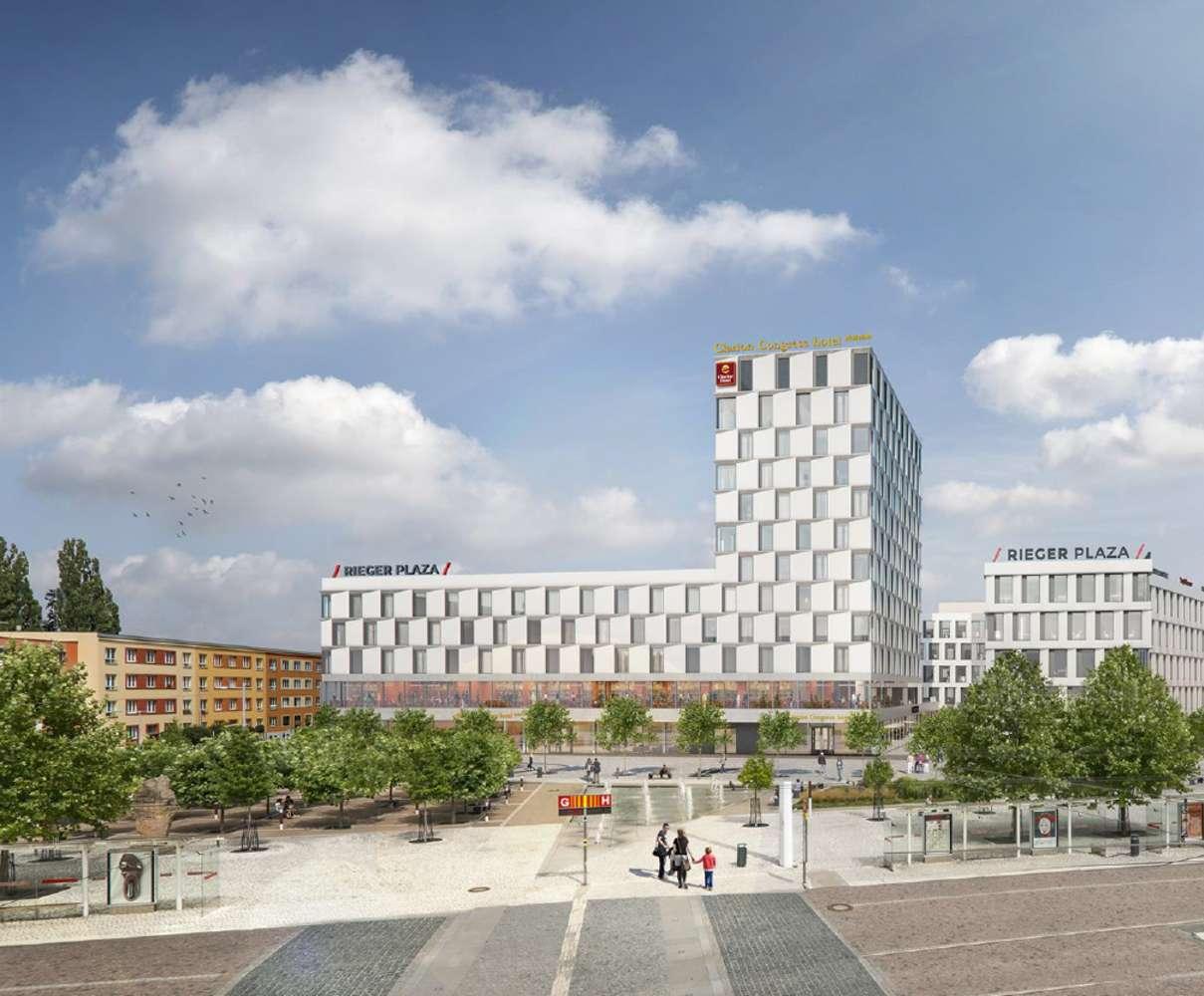 Offices Hradec kralove, 500 02 - Rieger Plaza - Building C