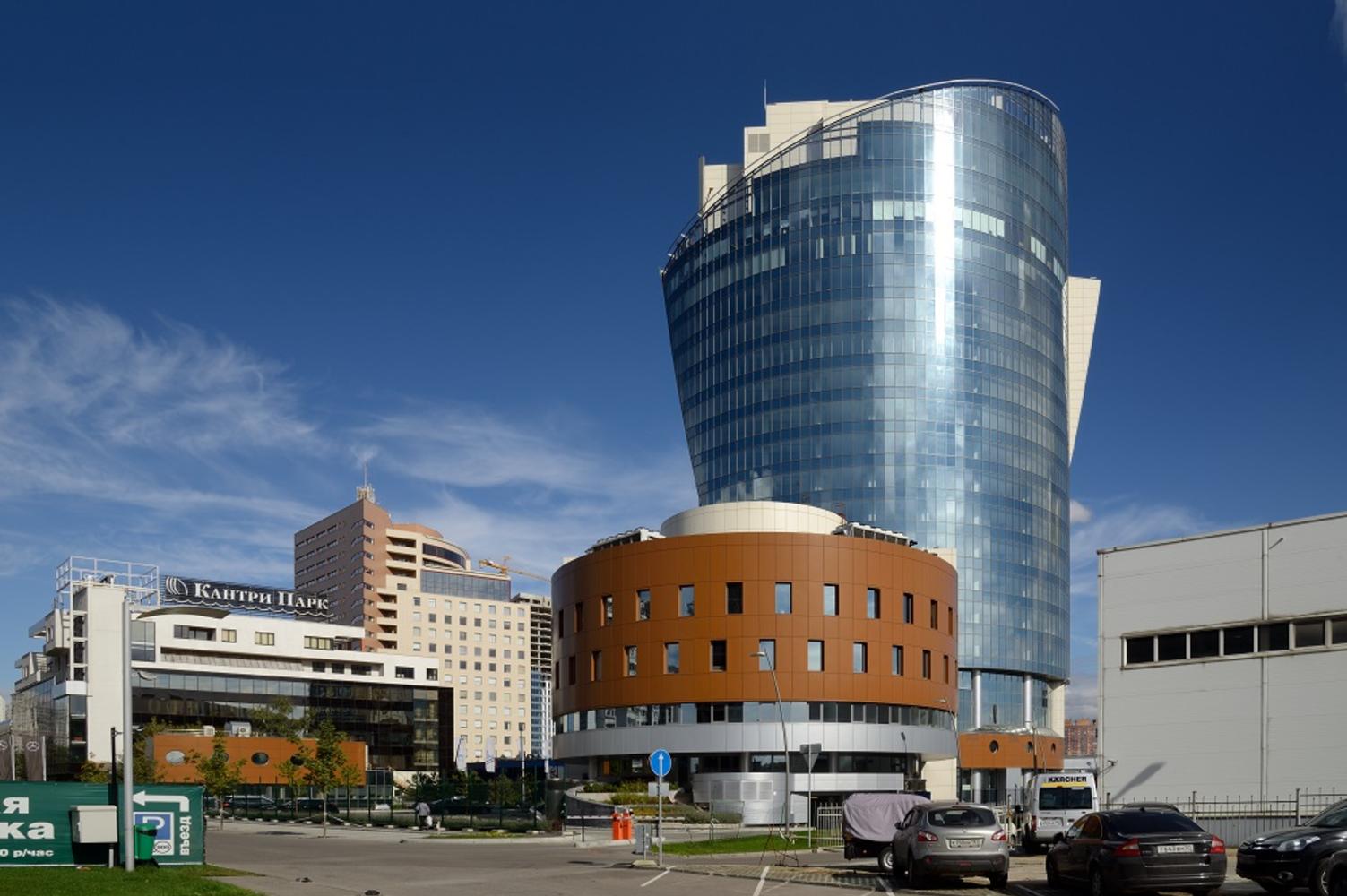 Офисная недвижимость Москва,  - Кантри Парк (Фаза III) - 3