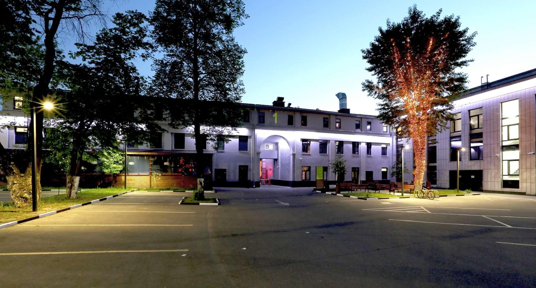 Офисная недвижимость Москва,  - Гелиос Сити - 8