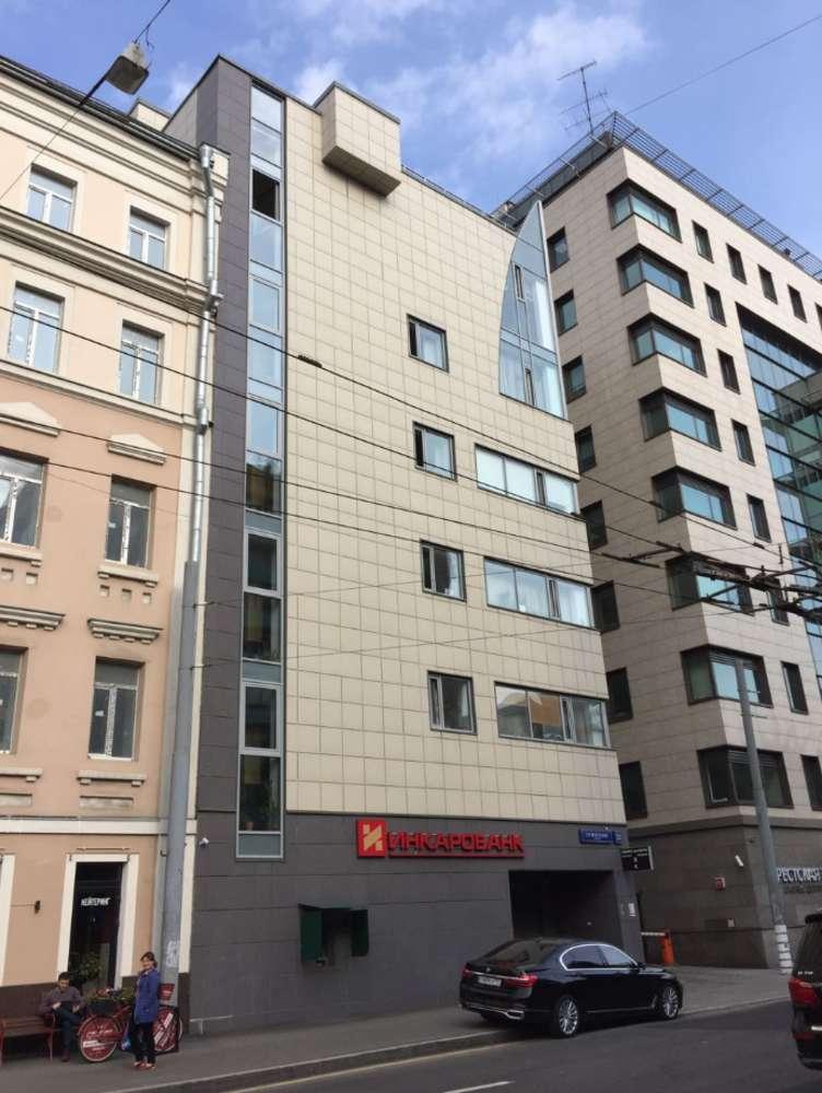 Офисная недвижимость Москва,  - Мономах