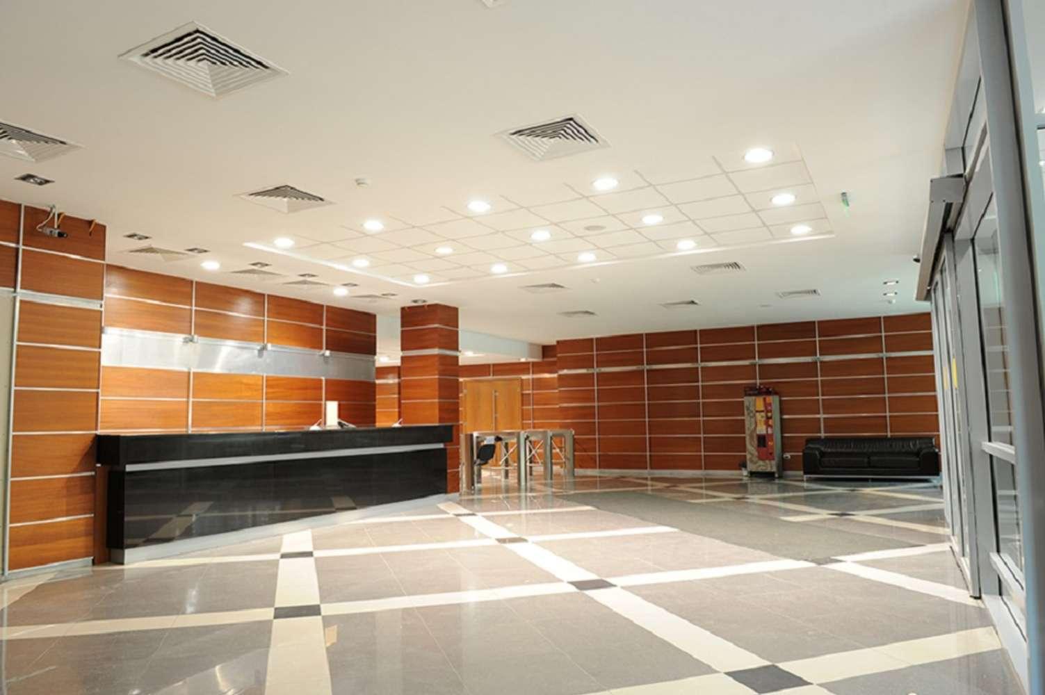 Офисная недвижимость Москва,  - Барклай Парк - 8