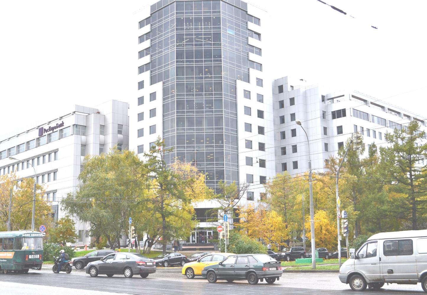 Офисная недвижимость Москва,  - Vaviloff Tower (Фаза II) - 13