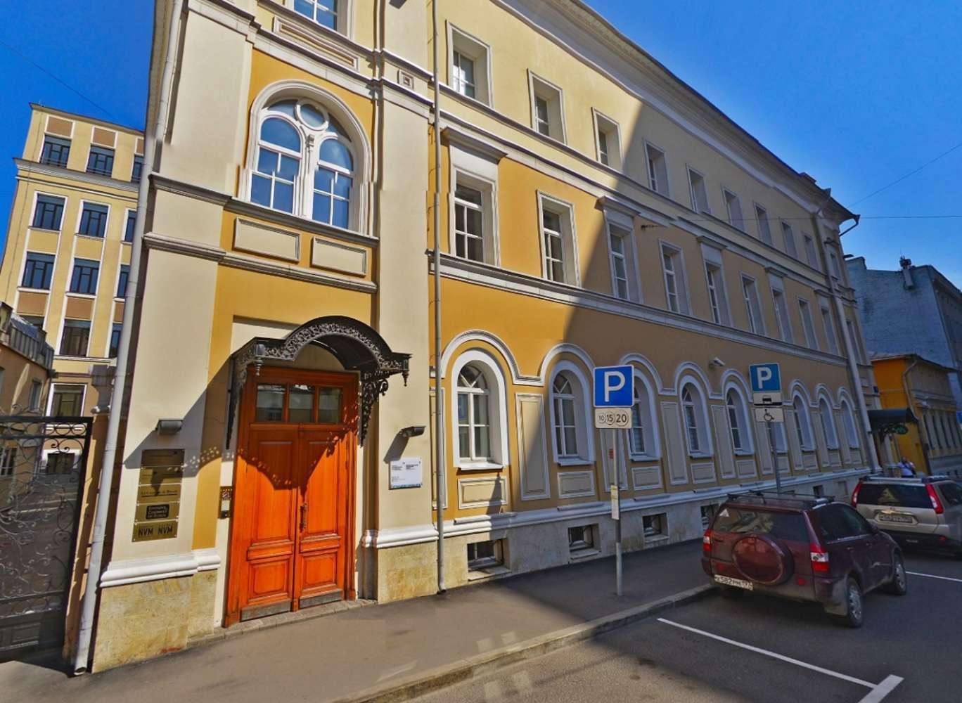 Офисная недвижимость Москва,  - Особняк на Лубянке - 4