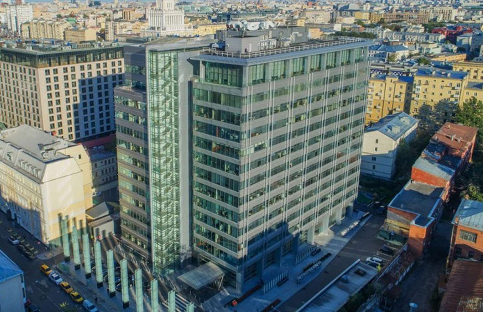 Офисная недвижимость Москва,  - Дукат Плейс III - 8