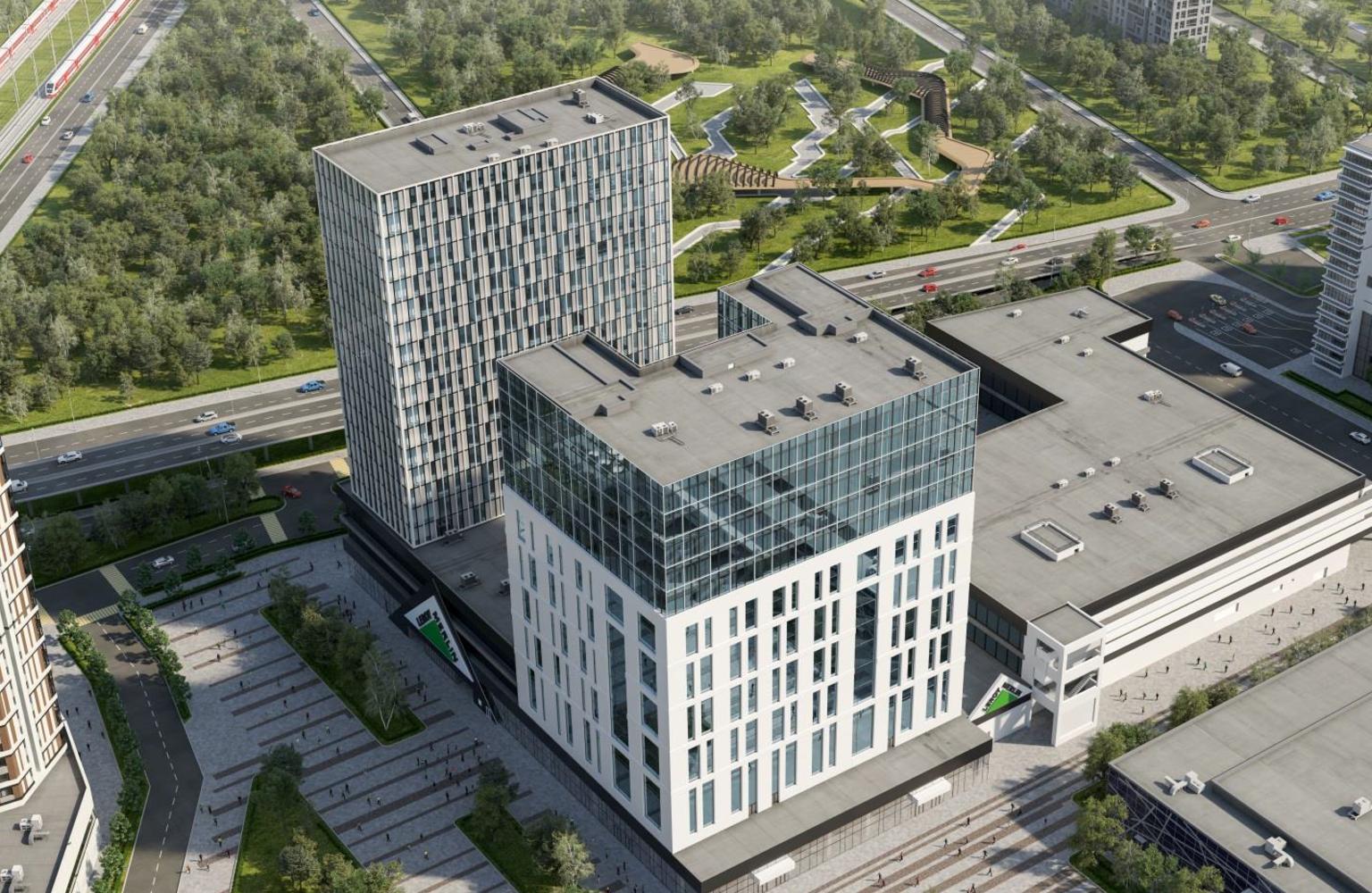 Офисная недвижимость Москва, 115280 - Парк Легенд  II - 3