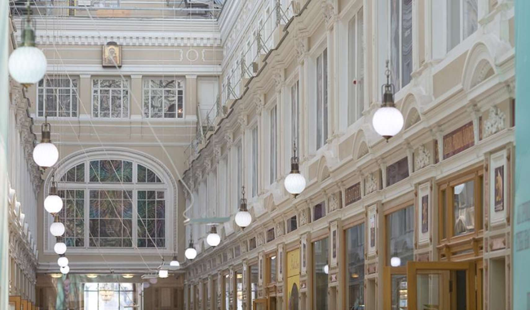 Торговая недвижимость Санкт-петербург,  - Пассаж - 5