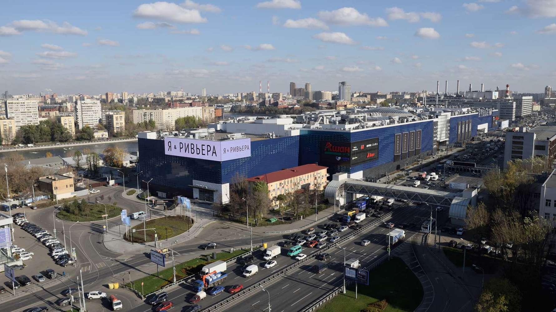 Торговая недвижимость Москва,  - Ривьера - 0