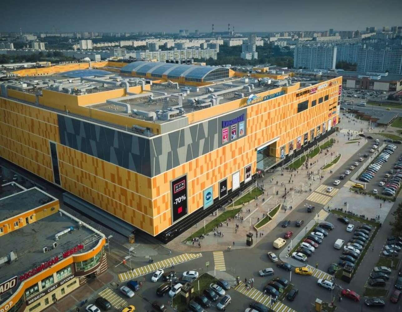 Торговая недвижимость Москва, 117519 - Columbus - 80