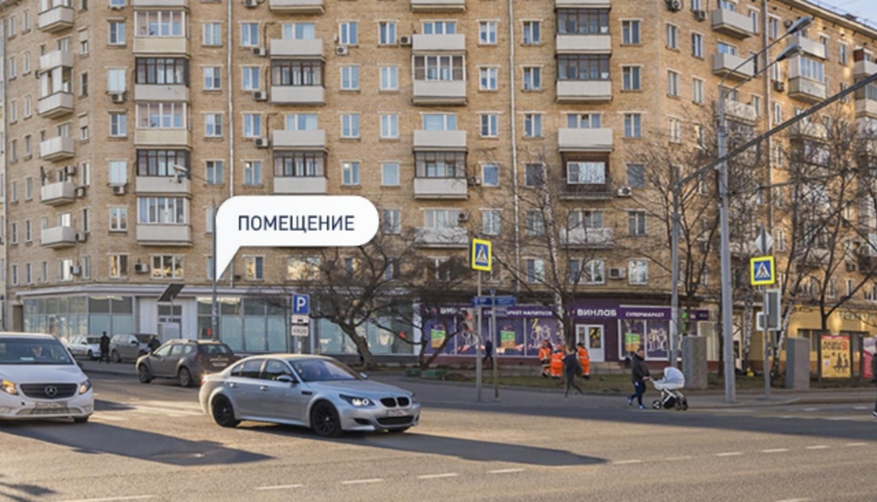 Торговая недвижимость Москва,  - Люсиновская ул. 48/50К10 - 1