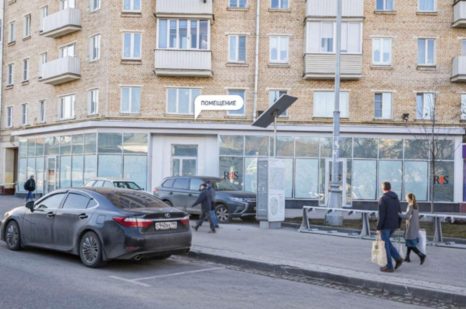 Торговая недвижимость Москва,  - Люсиновская ул. 48/50К10