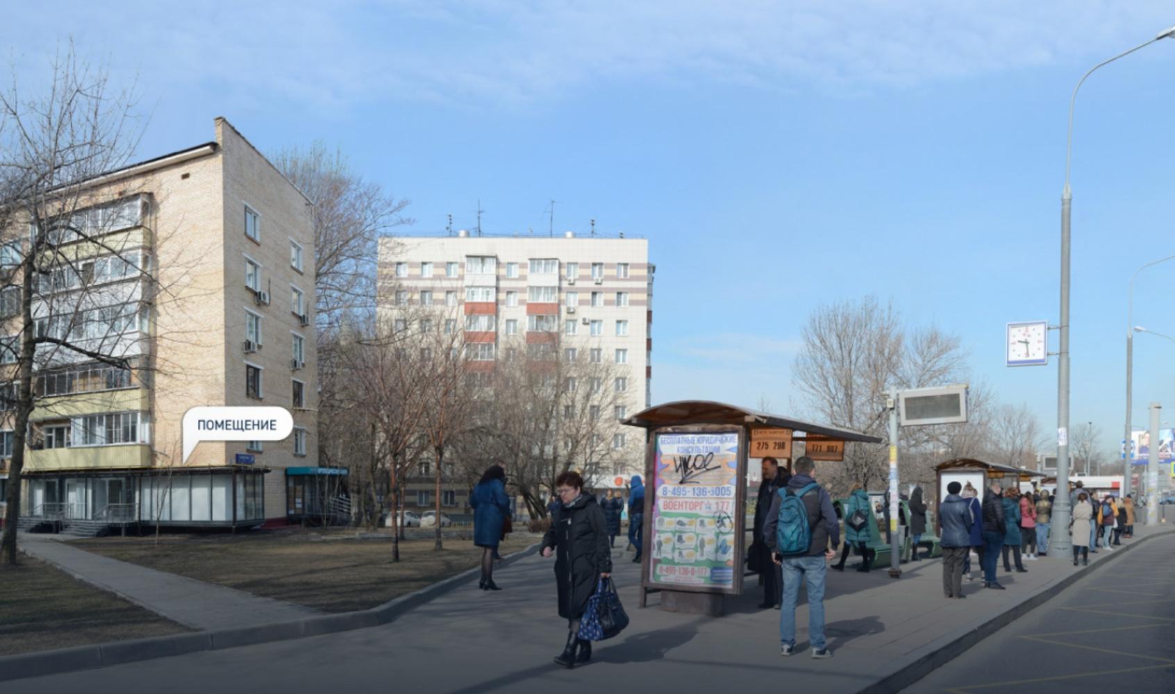 Торговая недвижимость Москва,  - Каширское шоссе 28 - 3