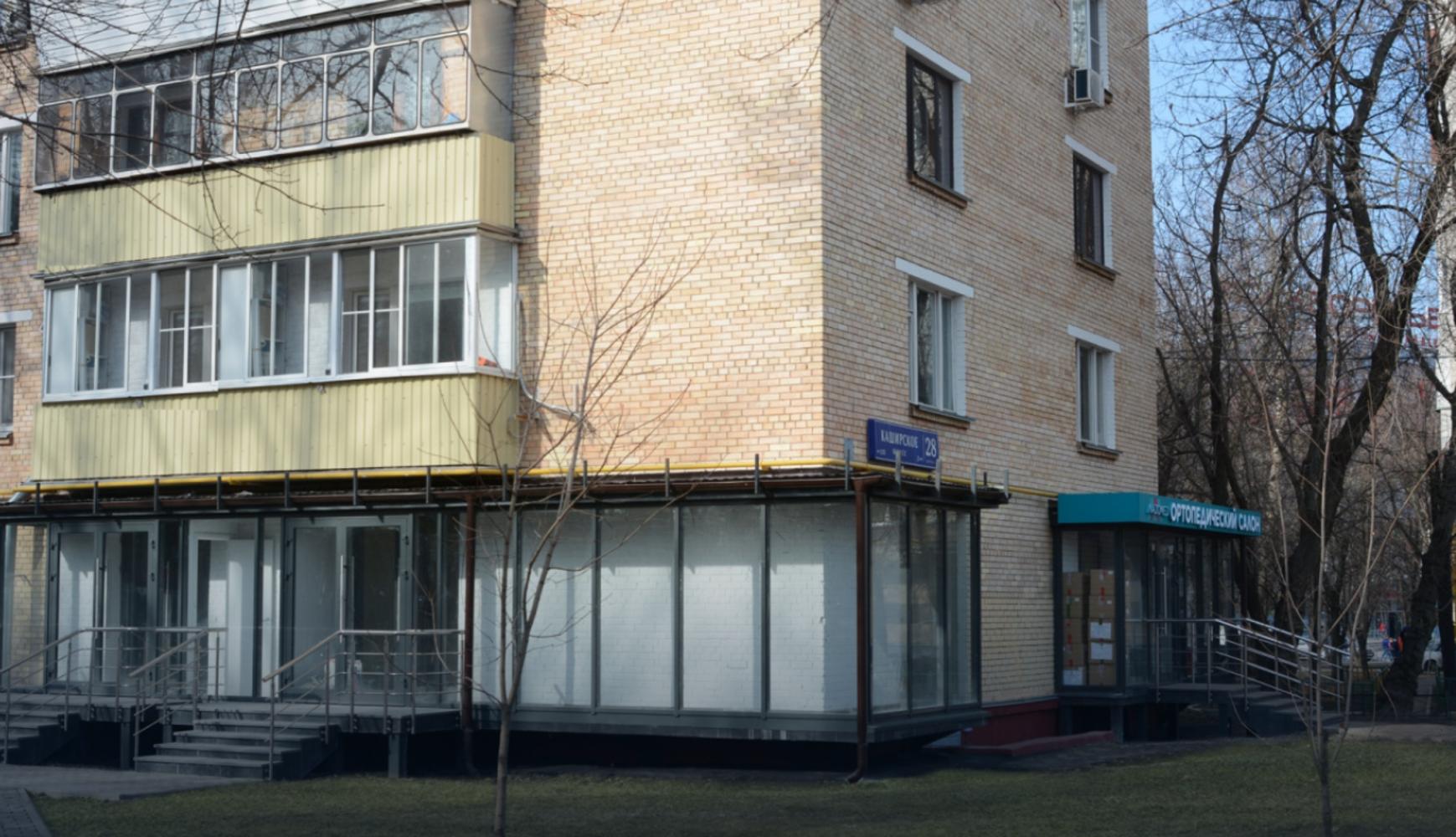 Торговая недвижимость Москва,  - Каширское шоссе 28 - 7