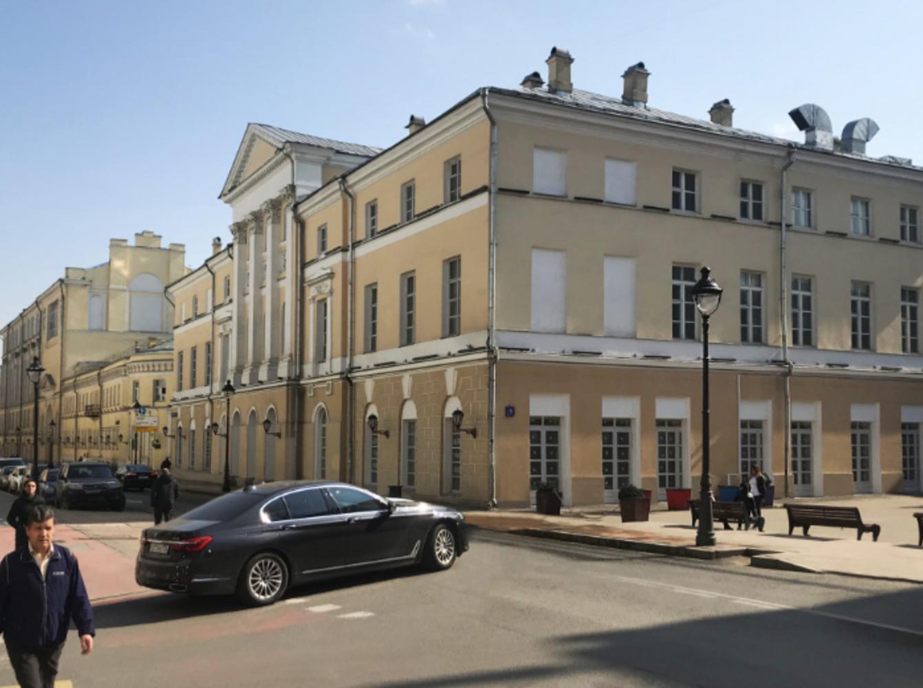 Торговая недвижимость Москва,  - Бол. Никитская ул. 5 - 1