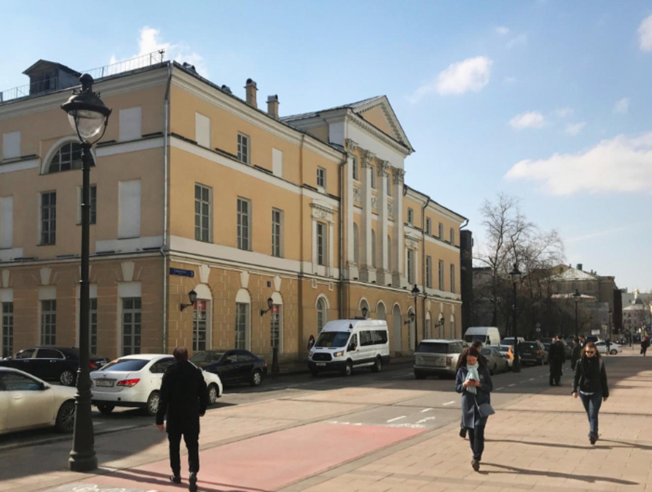 Торговая недвижимость Москва,  - Бол. Никитская ул. 5 - 3