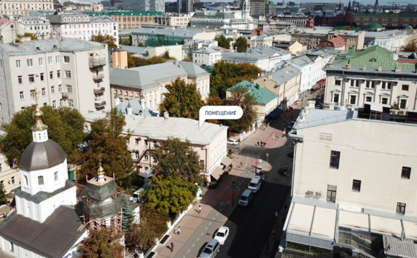 Торговая недвижимость Москва,  - Бол. Никитская ул. 16 - 85