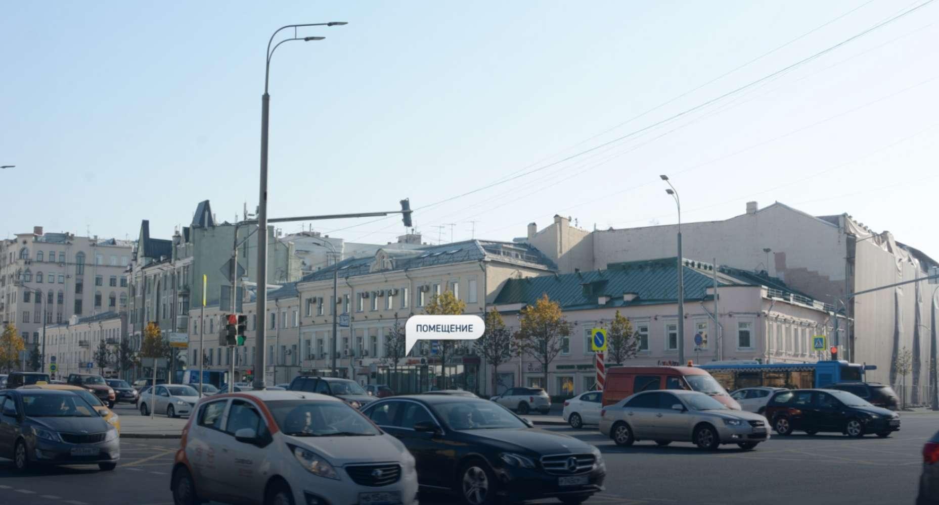 Торговая недвижимость Москва,  - Садовая-Каретная ул. 20/1