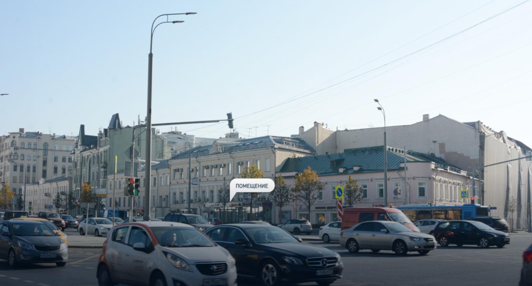 Торговая недвижимость Москва,  - Садовая-Каретная ул. 20/1 - 5