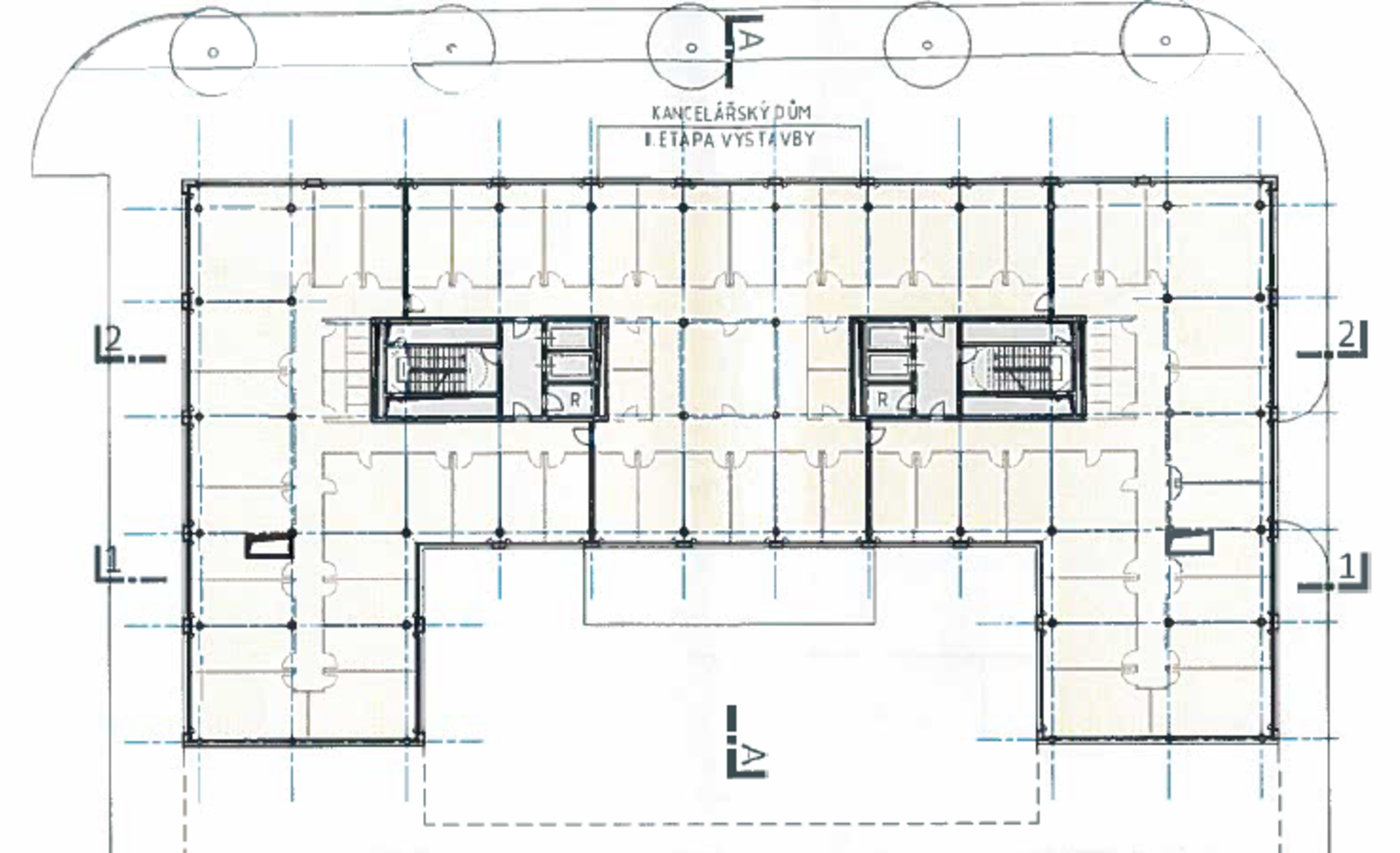 Kanceláře Praha, 186 - BLOCK Karlín - 2