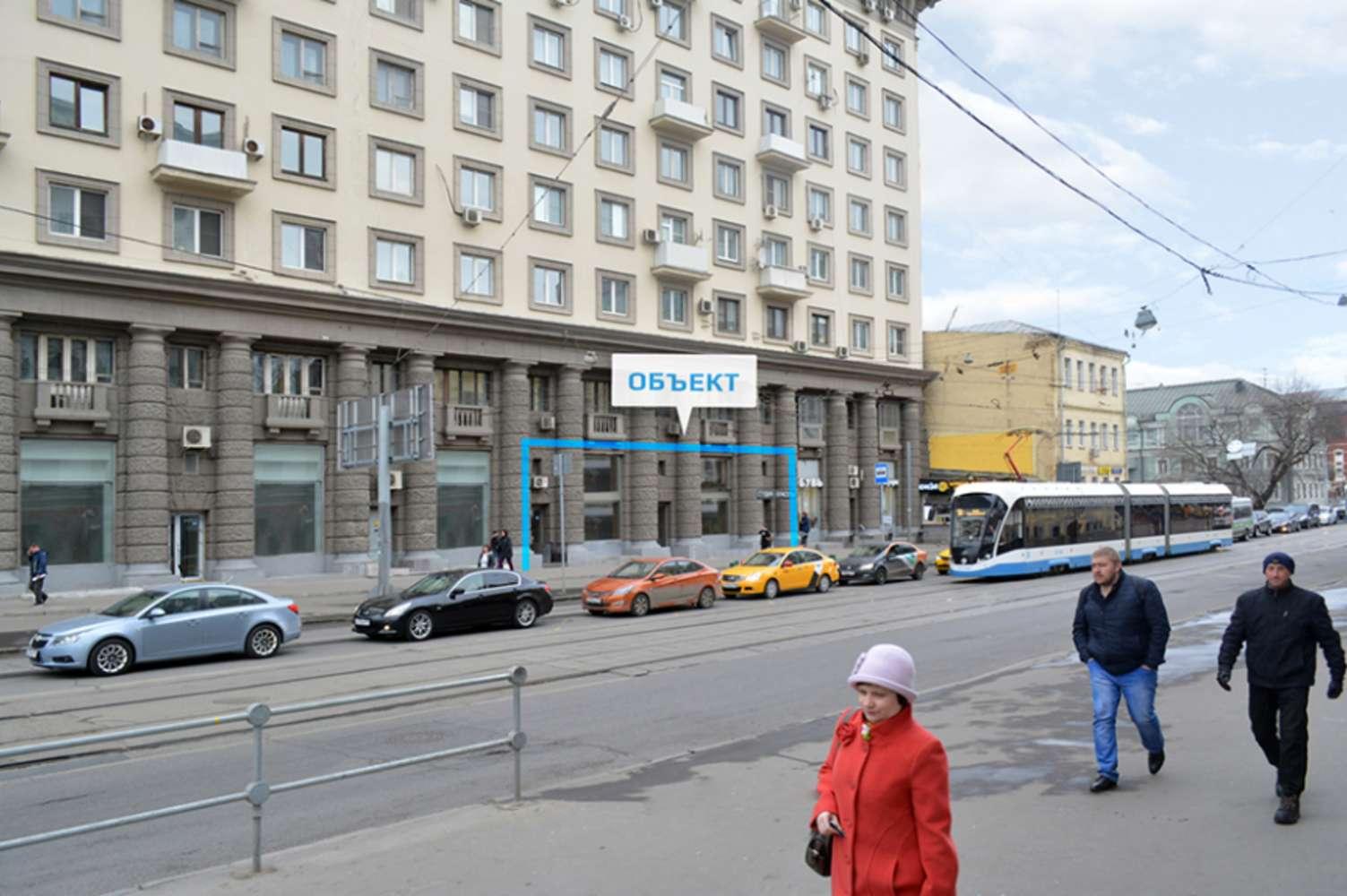 Торговая недвижимость Москва,  - Краснопрудная ул. 26
