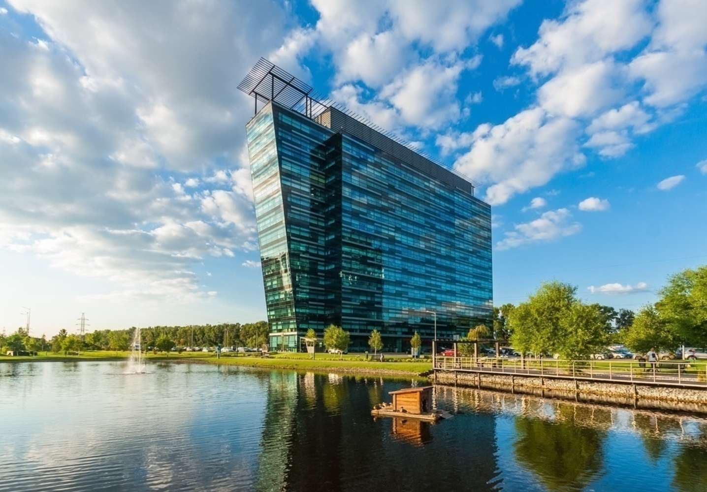Офисная недвижимость Москва,  - Химки Бизнес Парк (Фаза II) - 1