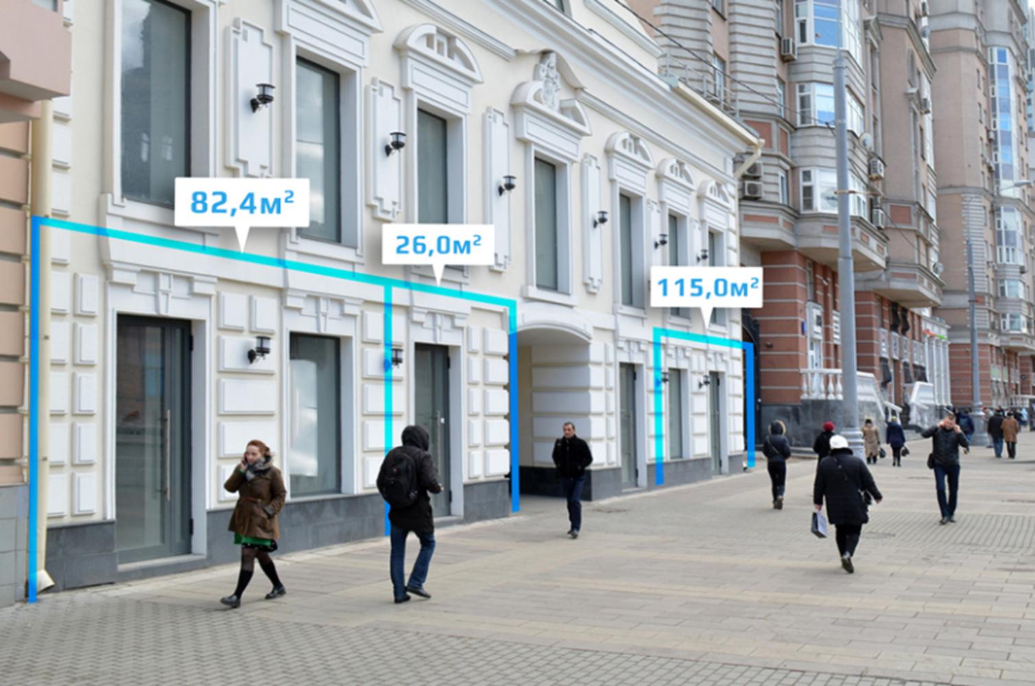 Торговая недвижимость Москва,  - Долгоруковская ул.32 - 6