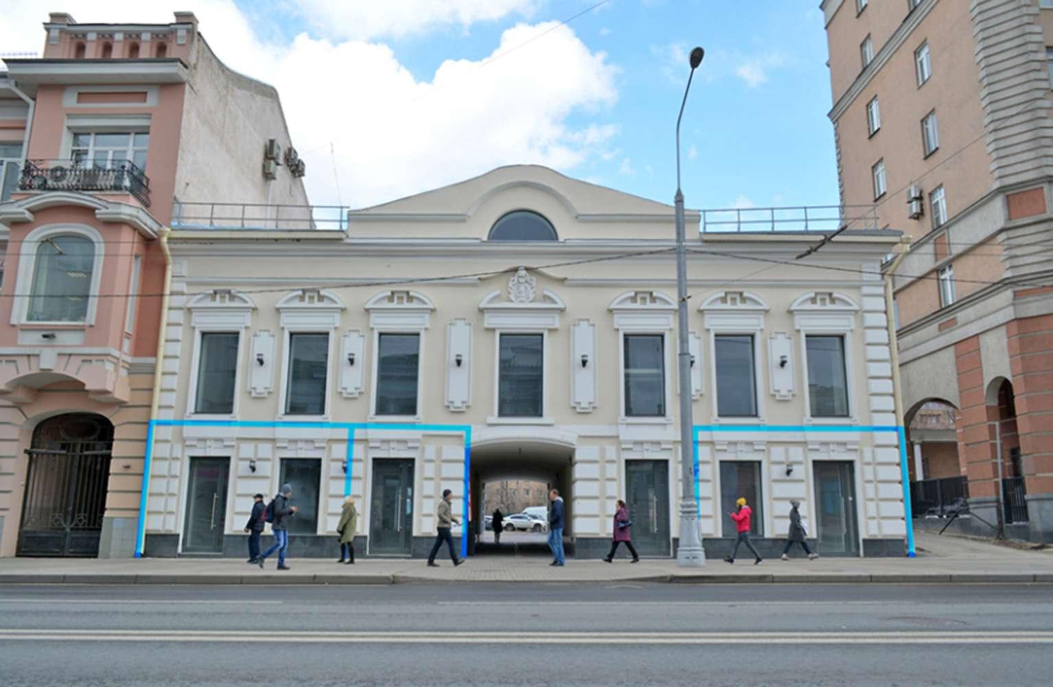 Торговая недвижимость Москва,  - Долгоруковская ул.32